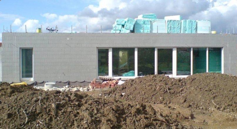 gradnja pasivne hiše 6