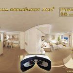 360 Virtualna Resničnost celovita Obnova Hiše