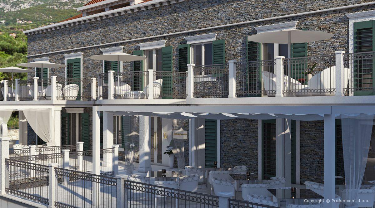 Arhitekturno Projektiranje Kamnita Fasada5