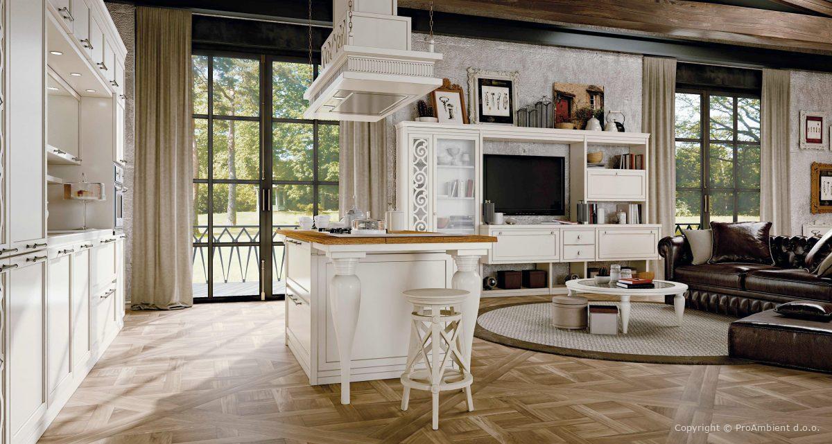 Klasično Stilno Pohištvo Bk6