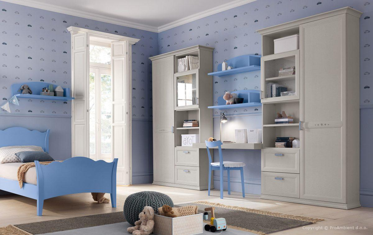 Otroške Sobe Klasika Stilno Pohištvo272