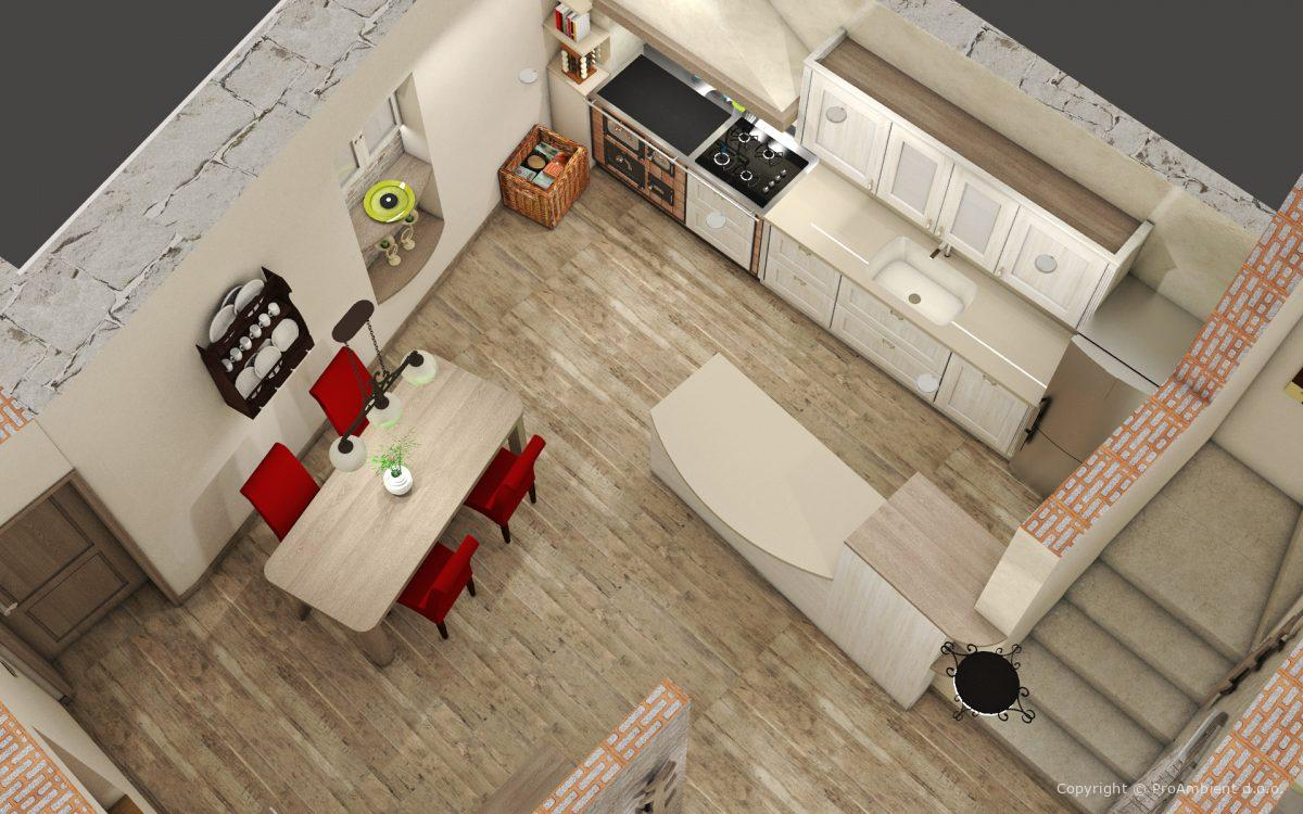Prenova Hiše Dolga Poljana