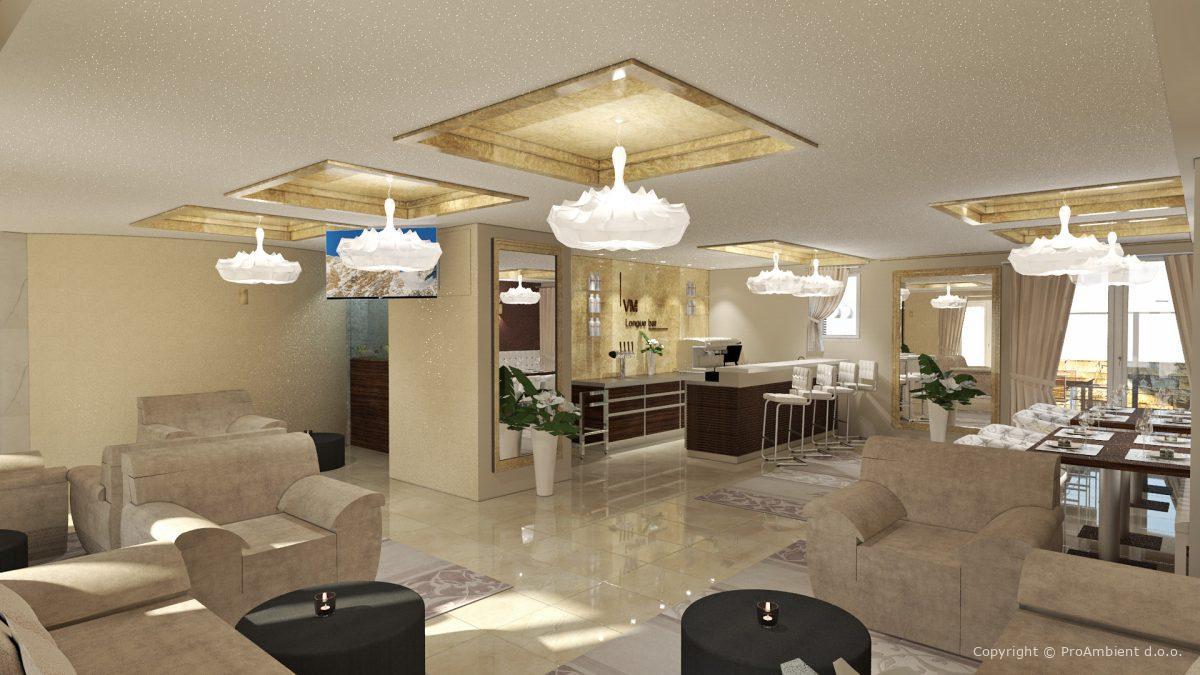 Projektiranje Hotela