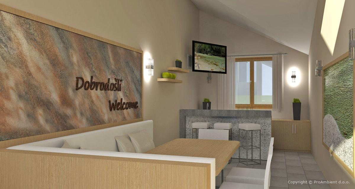 Druzaben Prostor Apartma Kobarid