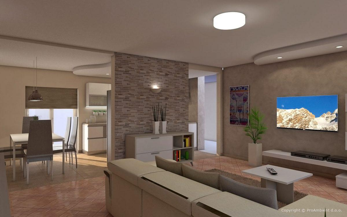 Obnova Hiše Na Krasu Lokev
