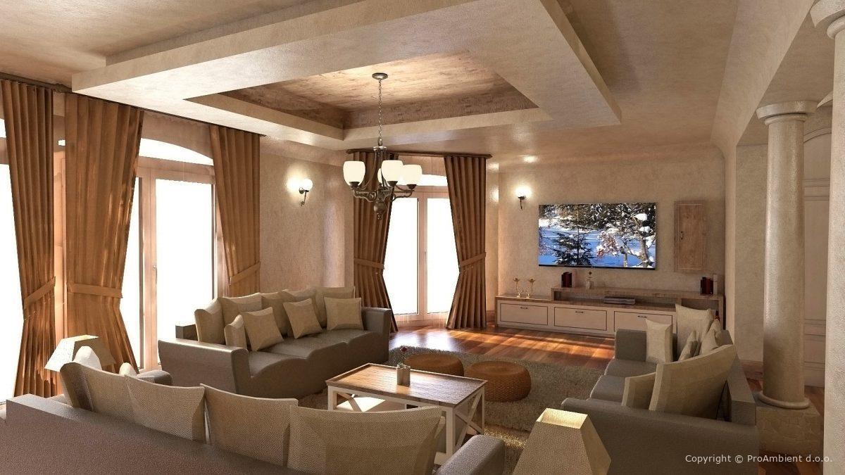 luksuzna Vila V Okolici Ljubljane