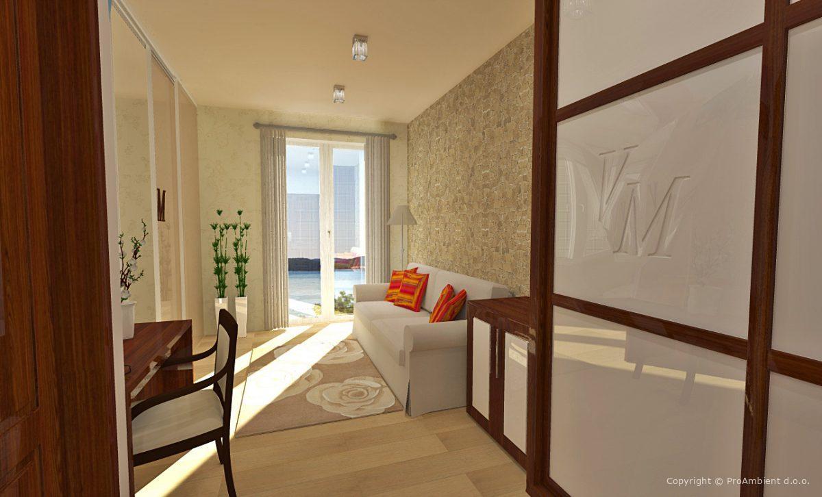 Hotel Vila Dalmacija Soba