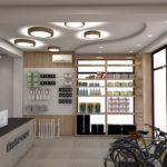 Obnova Trgovine Kolesa Nova Gorica