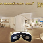 360 Virtualni Pogled Notranje Opreme Hise2