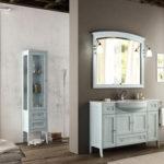 Klasične Stilne Kopalniske Omarice Lb 12