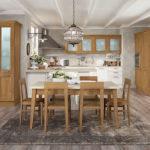 Klasične Rustikalne Kuhinje Fe 14