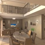 Notranji Oblikovalec hiša