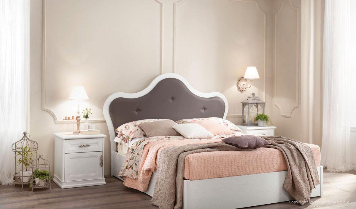 Notranja oprema - tapecirane postelje