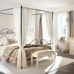 Notranja oprema - kovana spalnica