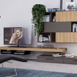 Notranja oprema - moderna dnevna soba