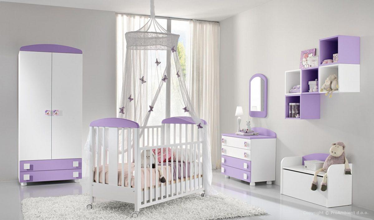 Notranja oprema - pohištvo za dojenčka