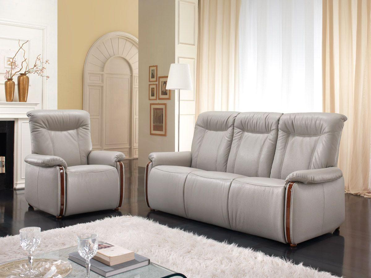 Rustične stilne sedežne - les usnje QM11