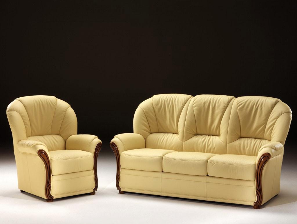 Stilne Sedežne Les Usnje Qm15