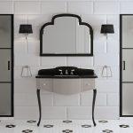 Stilne kopalniške omarice