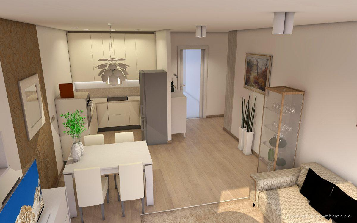 Prenova hiš in stanovanj