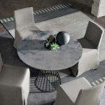 Okrogle jedilniške mize