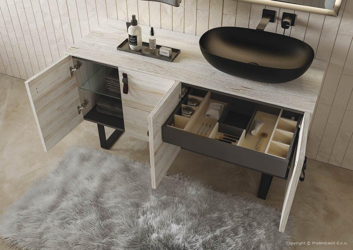 Moderne kopalnice