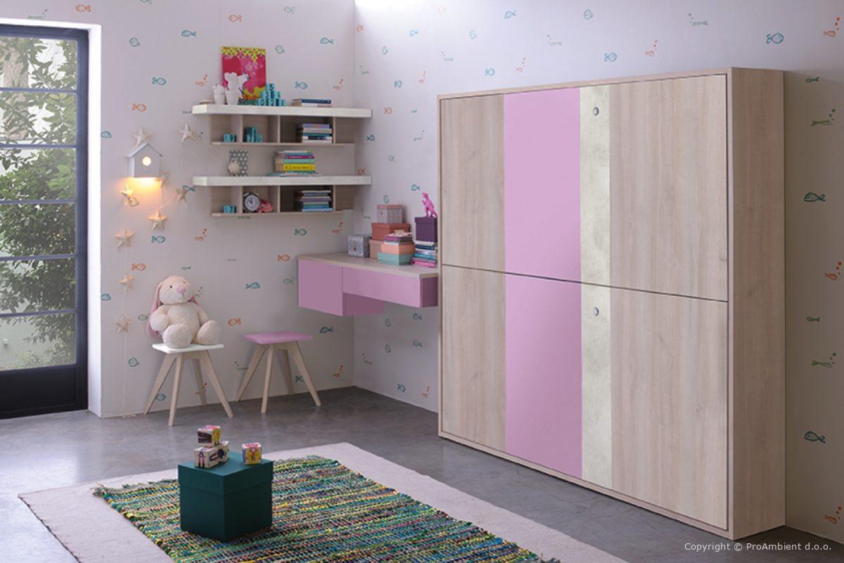 Funkcionalne otroške sobe