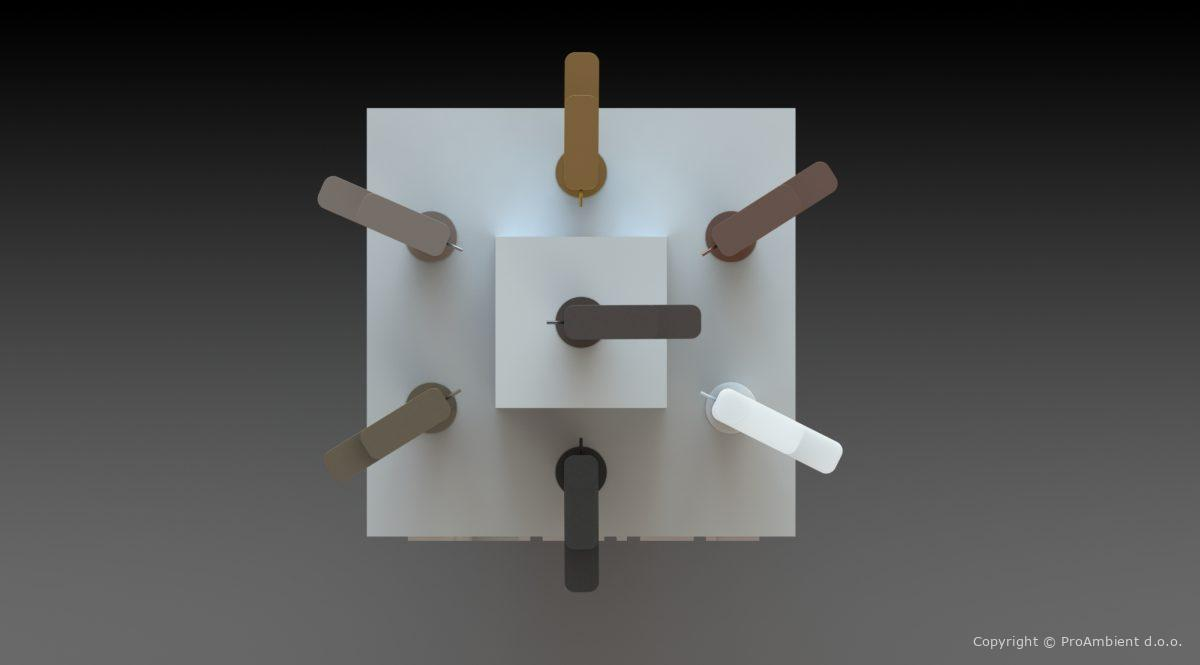 Kopalniške armature
