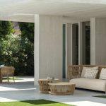 Moderno vrtno pohištvo