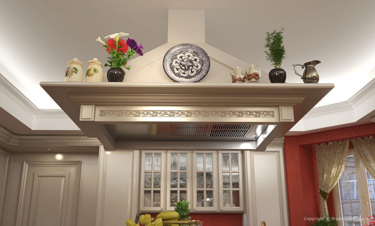 Vrhunske Stilne Masivne Kuhinje Tios9