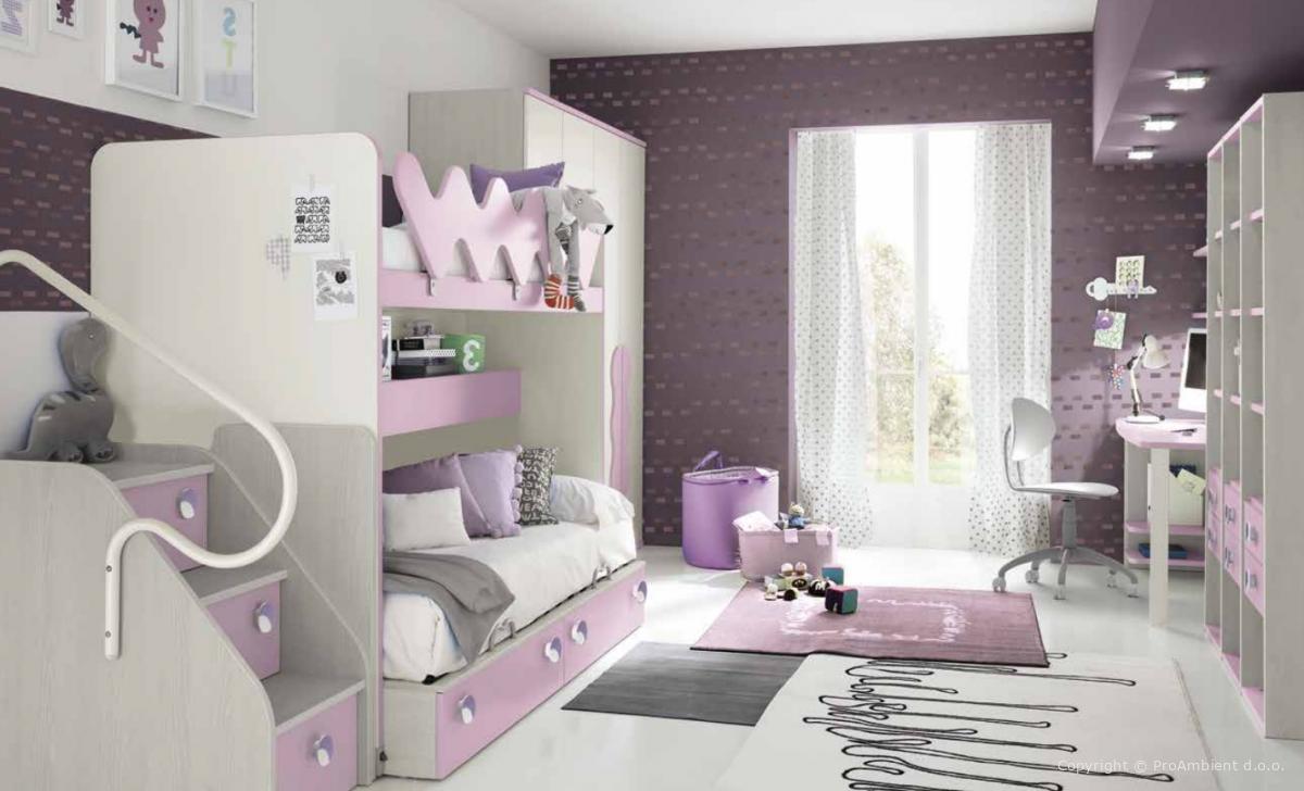 Moderna Otroška Soba C3