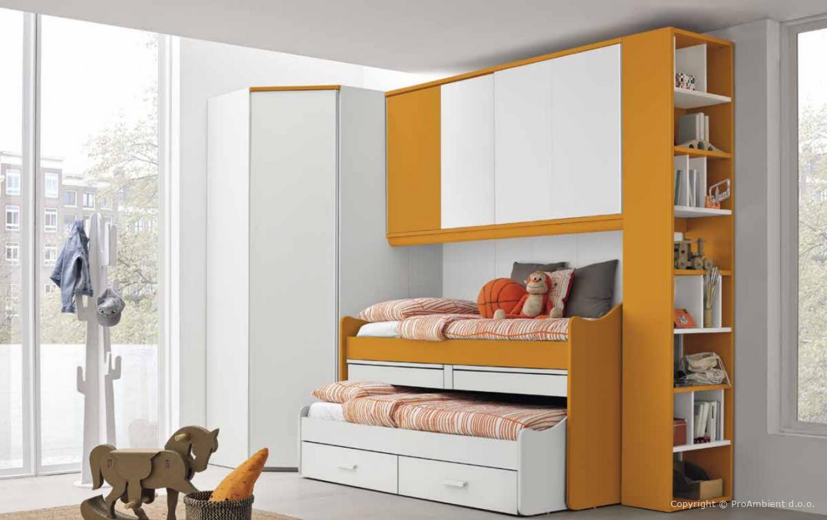 Moderna Otroška Soba C8